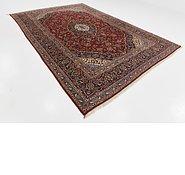 Link to 7' 9 x 11' 8 Kashan Persian Rug