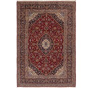 Link to 7' 9 x 11' 8 Kashan Persian Rug