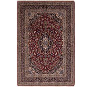 Link to 250cm x 375cm Kashan Persian Rug