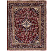 Link to 8' 5 x 11' Kashan Persian Rug