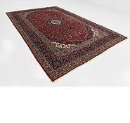 Link to 8' x 12' Kashan Persian Rug