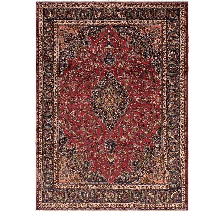 9' 4 x 12' 10 Mashad Persian Rug