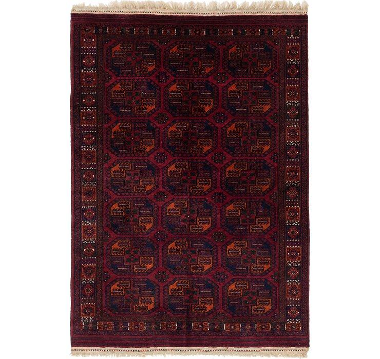 168cm x 245cm Bokhara Oriental Rug