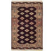 Link to 3' 10 x 6' 2 Bokhara Oriental Rug