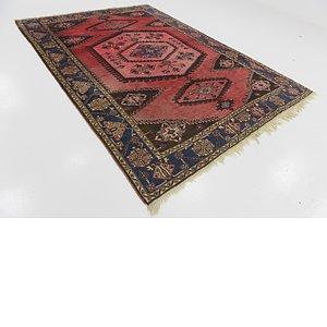 7' 2 x 10' 6 Viss Persian Rug