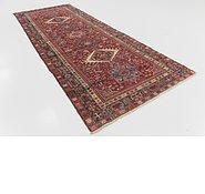 Link to 4' 9 x 12' Gharajeh Persian Runner Rug