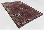 Link to 6' 5 x 9' Shiraz Persian Rug