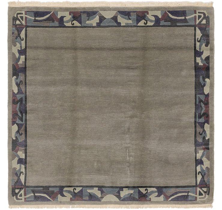 8' 3 x 8' 3 Nepal Square Rug