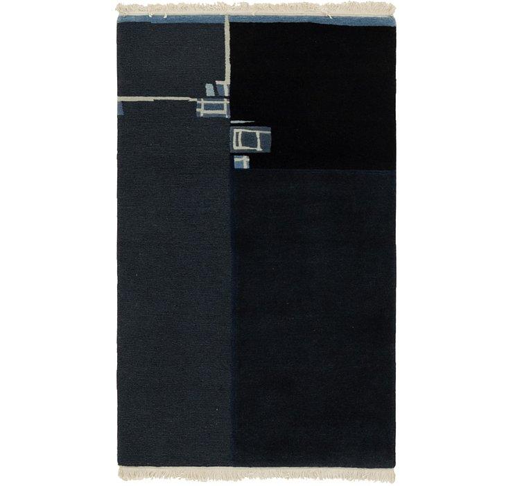 90cm x 163cm Nepal Rug