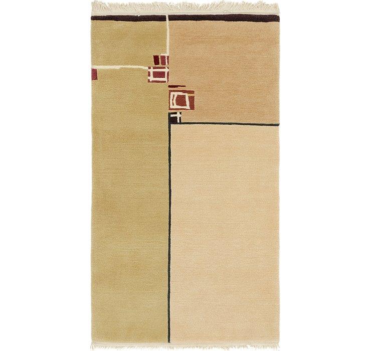 3' x 5' 3 Nepal Rug
