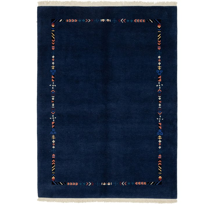 HandKnotted 4' 10 x 6' 7 Nepal Rug