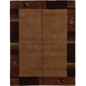 HandKnotted 5' x 6' 5 Nepal Rug