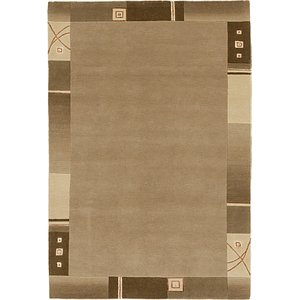 HandKnotted 4' x 5' 9 Nepal Rug