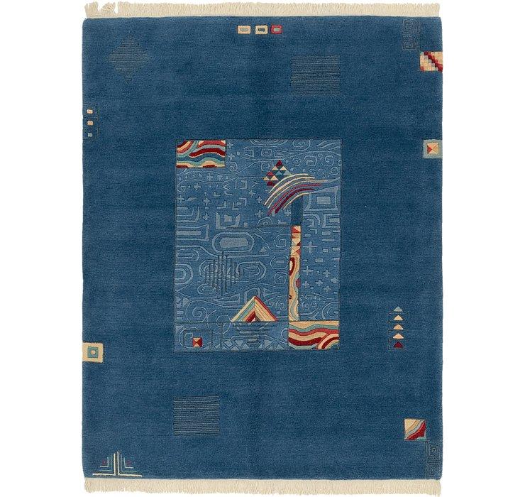 5' x 6' 7 Nepal Rug