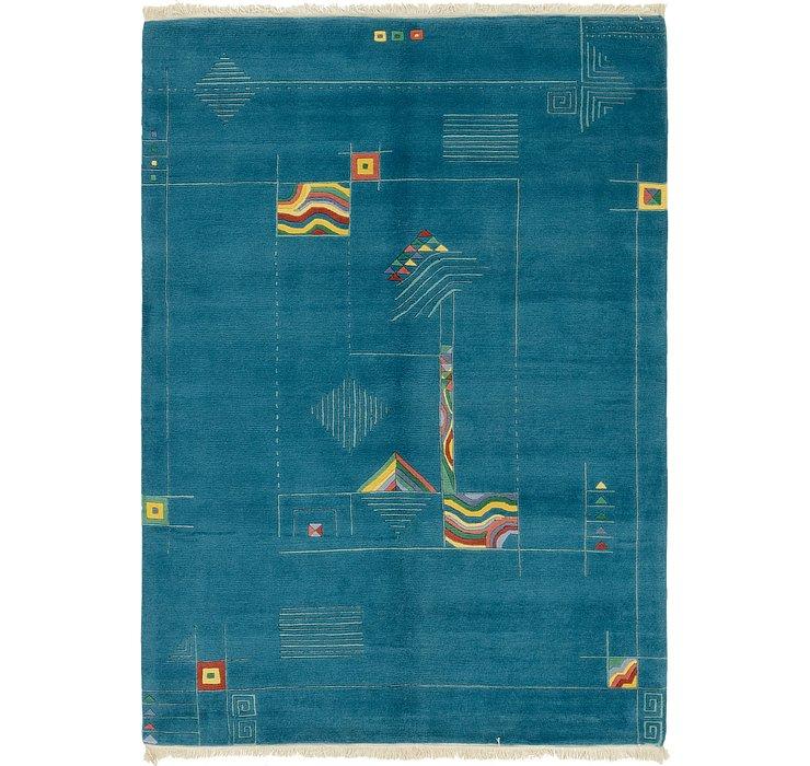 5' 7 x 8' Nepal Rug