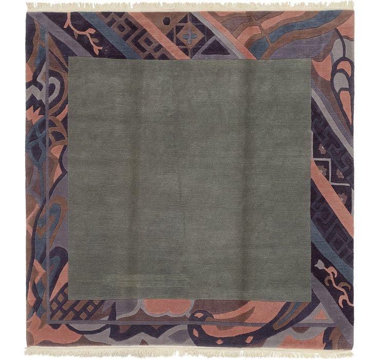 8' 2 x 8' 4 Nepal Square Rug