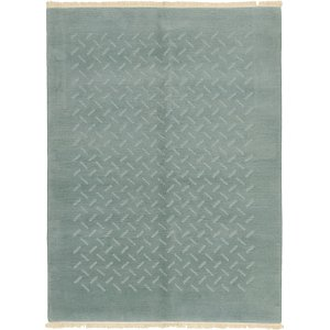 HandKnotted 5' 7 x 7' 10 Nepal Rug