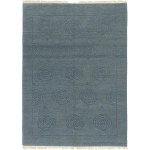 HandKnotted 5' 9 x 7' 10 Nepal Rug