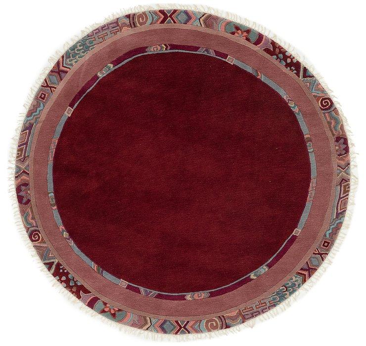 8' x 8' Nepal Round Rug
