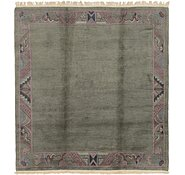 Link to 7' 4 x 7' 6 Nepal Square Rug