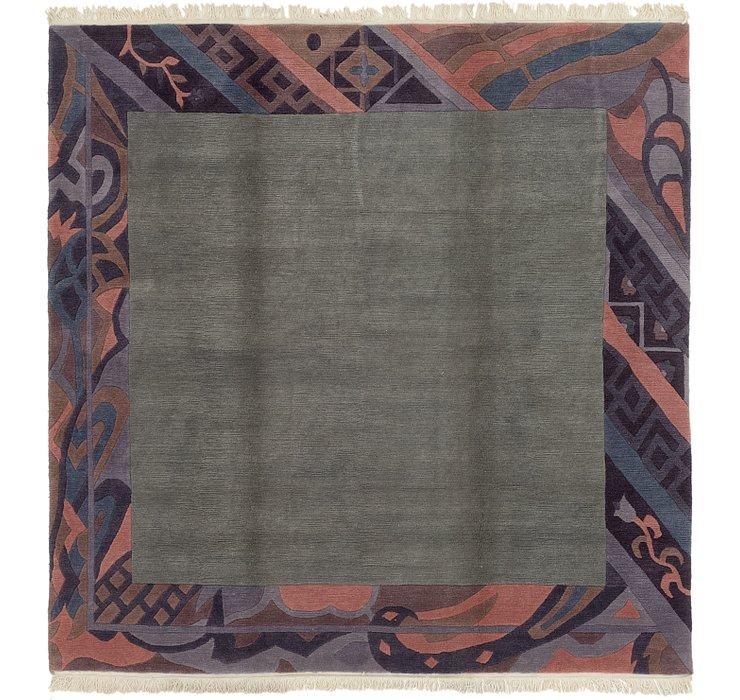 8' 4 x 8' 4 Nepal Square Rug