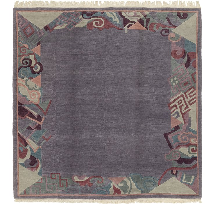 8' 3 x 8' 4 Nepal Square Rug
