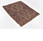 Link to 3' 2 x 4' Ghashghaei Persian Rug