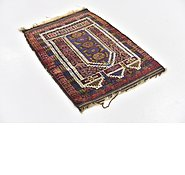 Link to 2' 9 x 3' 8 Shiraz Persian Rug