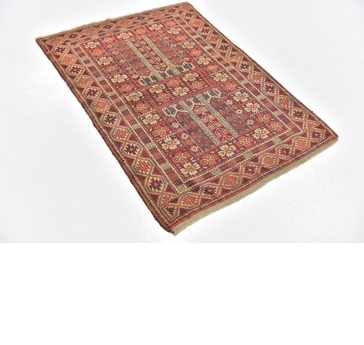 3' x 4' 2 Anatolian Rug