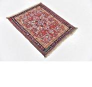 Link to 2' 6 x 2' 10 Heriz Persian Square Rug