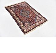 Link to 2' 8 x 3' 10 Darjazin Persian Rug