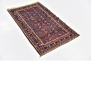 Link to 2' 8 x 4' 3 Hossainabad Persian Rug