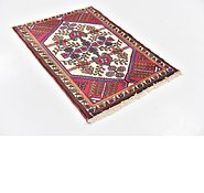 Link to 2' 8 x 3' 10 Hamedan Persian Rug