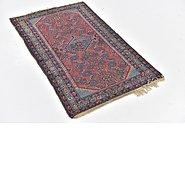 Link to 2' 6 x 4' Hamedan Persian Rug
