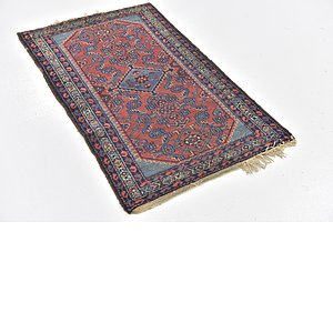 2' 6 x 4' Hamedan Persian Rug