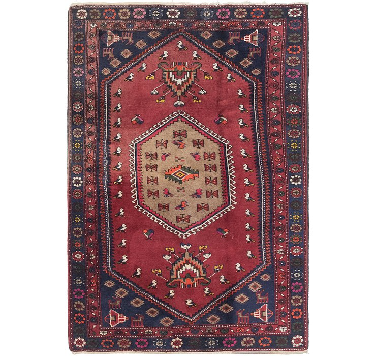 130cm x 195cm Kelardasht Persian Rug