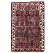Link to 130cm x 198cm Shiraz Persian Rug