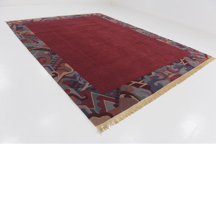HandKnotted 11' x 12' 9 Nepal Rug