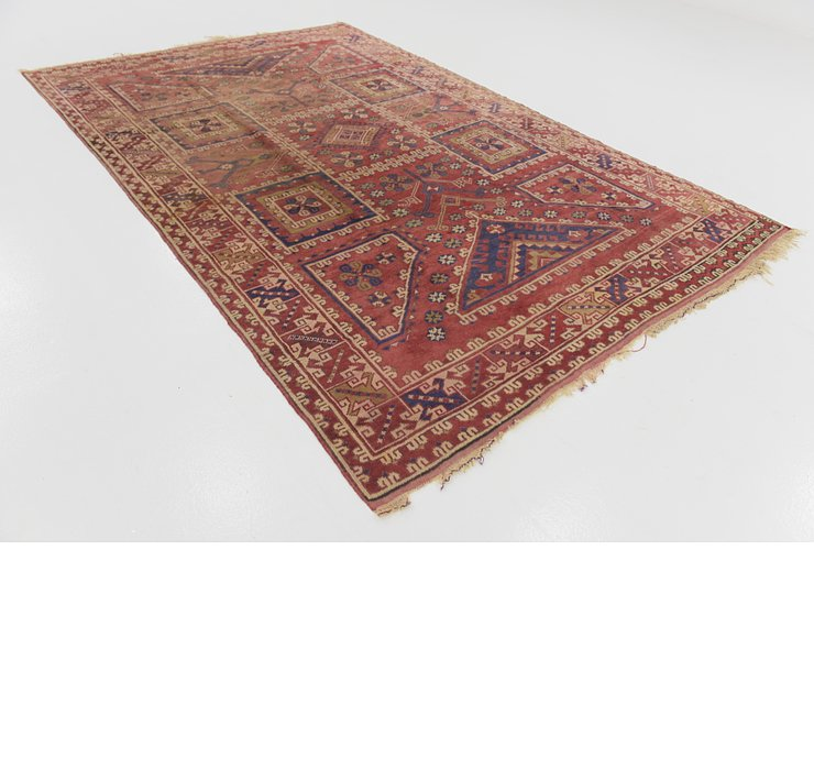 6' 5 x 9' 10 Shiraz Persian Rug