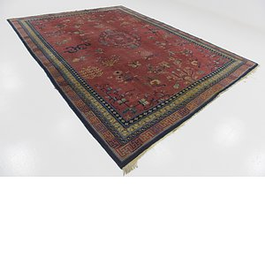 285cm x 373cm Antique Finish Rug