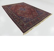 Link to 7' 7 x 10' 9 Maymeh Persian Rug