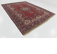 Link to 8' 8 x 11' 4 Mashad Persian Rug
