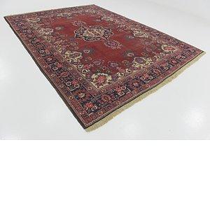 8' 8 x 11' 4 Mashad Persian Rug