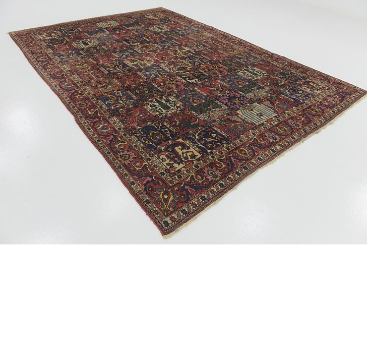 8' x 11' 7 Bakhtiar Persian Rug