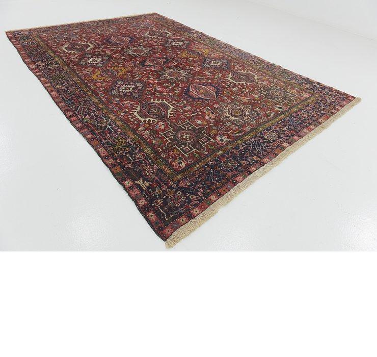 230cm x 335cm Gharajeh Persian Rug