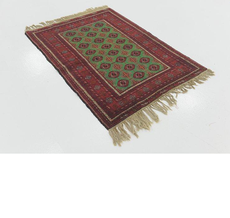 107cm x 145cm Bokhara Rug