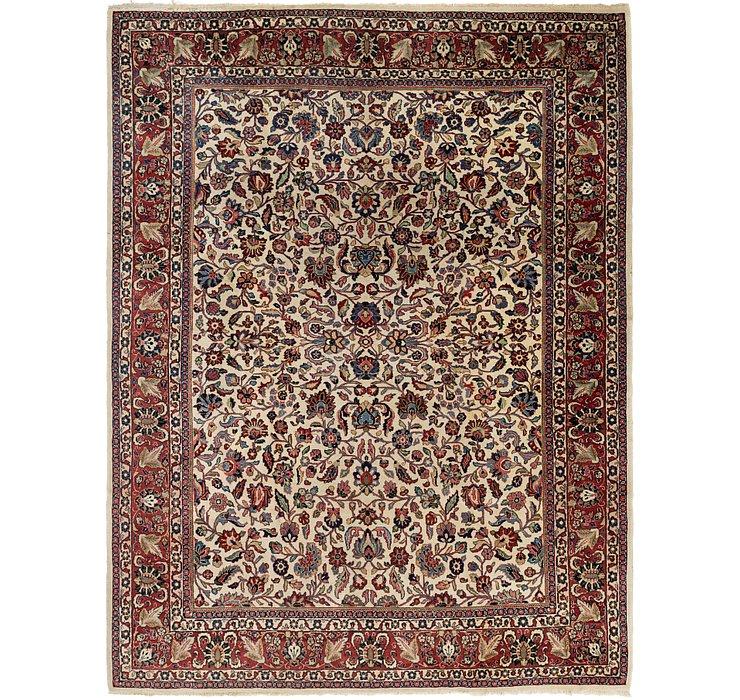 8' 2 x 10' 4 Meshkabad Persian Rug