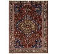 Link to 7' 7 x 10' Bakhtiar Persian Rug