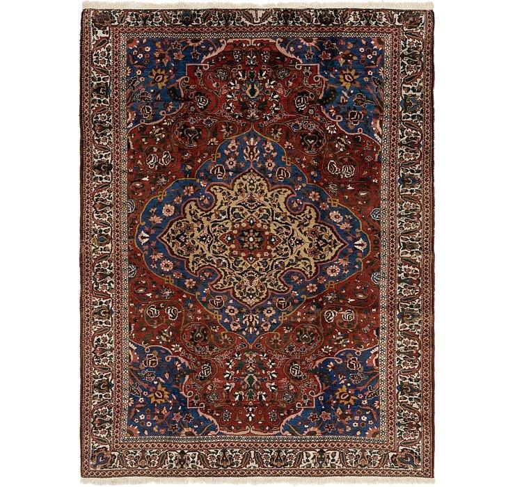 7' 7 x 10' Bakhtiar Persian Rug
