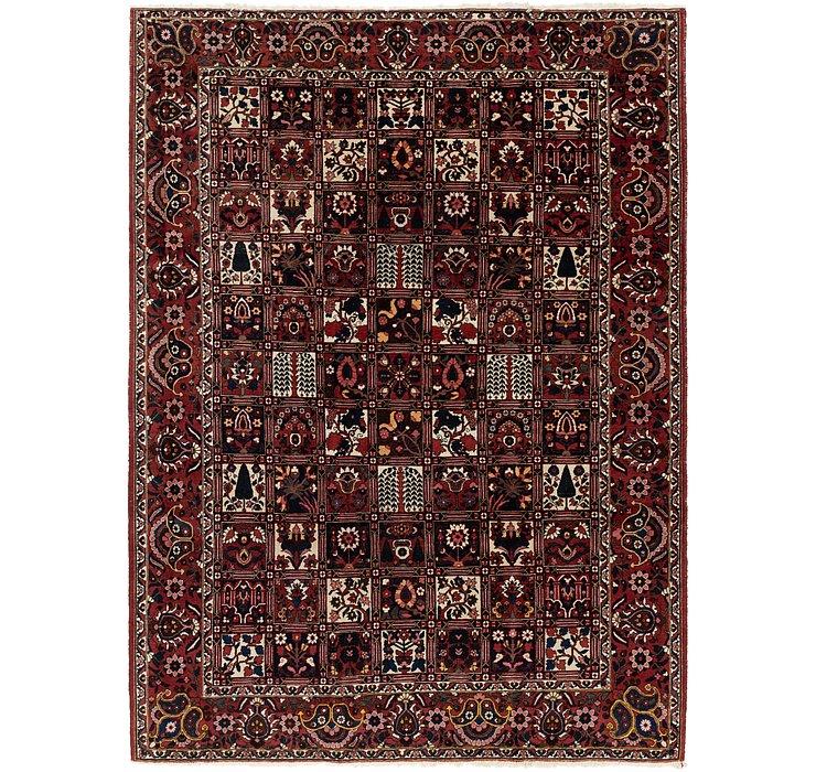 8' 8 x 11' 8 Bakhtiari Persian Rug